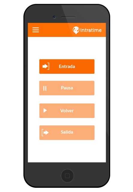 Intratime app para fichar