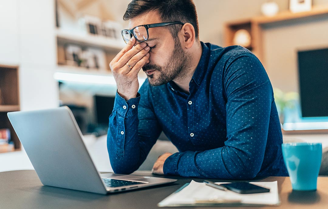 Tecnoestrés: ¿qué es y cómo evitarlo?